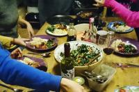 Sharing local food