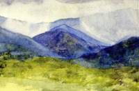 Painting, courtesy of RGS